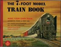 7-FOOT MODEL TRAIN BOOK