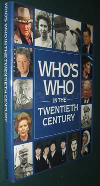 image of Who's Who in the Twentieth Century
