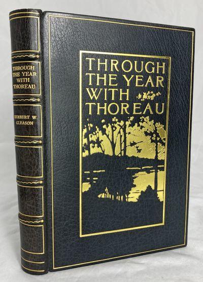 Through the Year with Thoreau....