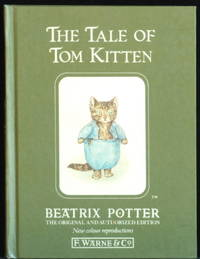 image of The Tale Of Tom Kitten