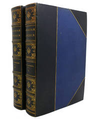 image of ABRAHAM LINCOLN: THE PRARIE YEARS IN 2 VOLS.