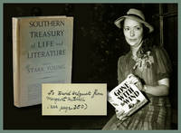 Margaret Mitchell Inscribes to the Film's Producer David Selznick, a Newly Published Anthology of...