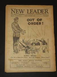 The New Leader Incorporating 'The Labour Leader': December 9th 1927