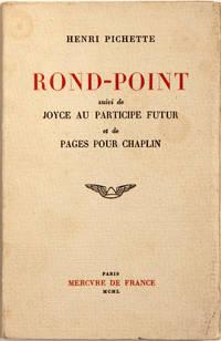 Rond-point suivi de Joyce au participe futur et de Pages pour Chaplin