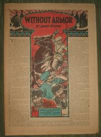 image of Without Armor       Philadelphia Record Sunday Supplement for June 23, 1935