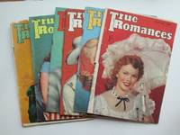 image of True romances magazine: 6 issues between August 1949 and March 1955