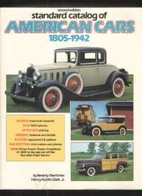image of Standard Catalog of American Cars  1805-1942
