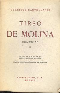 Comedias II : El Amor médico y Averigüelo Vargas ; prólogo y notas de Alonzo Zamora Vicente y M.a Josefa Canellada de Zamora.