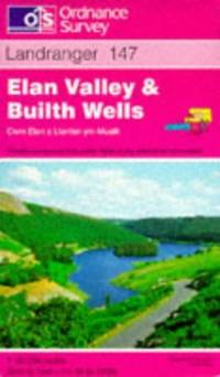 image of Elan Valley and Builth Wells (Landranger Maps)