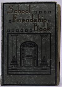 """School Friendship Book"" of Mary Hancock in Mitchell High School. Mitchell, Indiana 1923-1925"