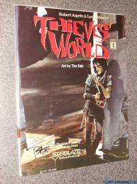 *Tim Sale Signed* Thieve's World: Graphics 1 (Thieves' World) (1st)