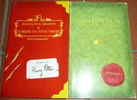 Comic Relief: Fantastic Beasts and Where to Find Them and Quidditch Through the Ages (First UK...