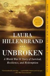 image of Unbroken: A World War II Story Of Survival, Resilience, And Redemption (Turtleback School & Library Binding Edition)