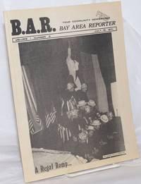 image of B.A.R. Bay Area Reporter: vol. 1,  #8, July 15, 1971: A Regal Romp..