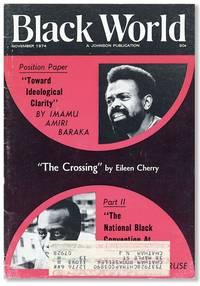 Black World, Vol. XXIV, no. 1, November, 1974