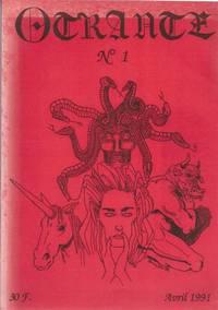 Otrante N°I by Duflo  Peyrebonne  Barthelemy  Ottaviani - 1991 - from Le Grand Chene (SKU: 18940)