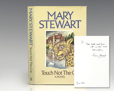 London: Hodder and Stoughton, 1976. First edition of one of Mary Stewart's best-known novels. Octavo...