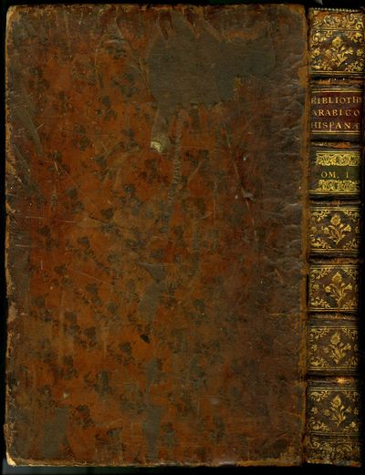 Madrid: Antonius Perez de Soto, 1760. First Edition. Hardcover (Full Leather). Very Good Condition. ...