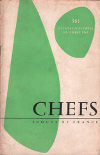 image of Chef / scouts de france n° 361