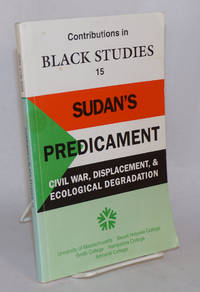 image of Sudan's predicament: civil war, displacement, and ecological degradation