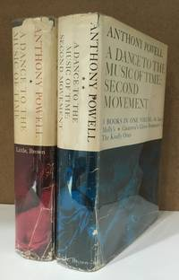 Dance to the Music of Time Second Movement   3 Books in One Volume Set of Two Volumes  Volume 1: At Lady Molly's  Casanova's Chinese Restaurant  the Kindly Ones. Volume 2: A Question of Upbringing  A Buyer's Market  The Acceptance World