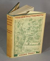 image of The death of the moth and other essays