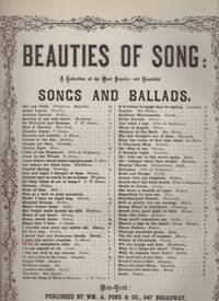 I LOVE THE MERRY SUNSHINE. Beauties of Song...Series.