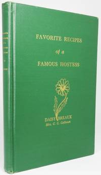 image of FAVORITE RECIPES OF A FAMOUS HOSTESS