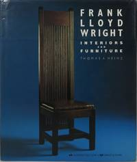 Frank Lloyd Wright: Interiors and Furniture