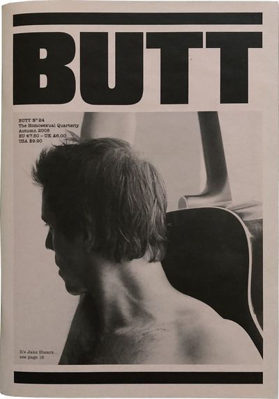 Amsterdam: BUTT, 2008. Fine in wrappers with integral acetate covers.. First Edition. Issue 24 of th...