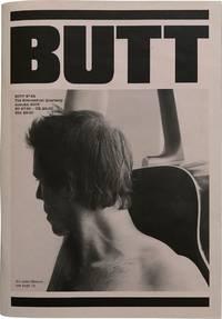 BUTT No. 24: The Homosexual Quarterly: Autumn 2008