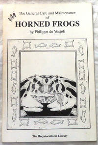 The General Care and Maintenance of Horned Frogs