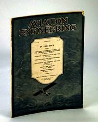 Aviation Engineering (Magazine) - The Technical Journal of the Aeronautical Industry, February (Feb.) 1930 -  Selling the Airplane / Airport Management