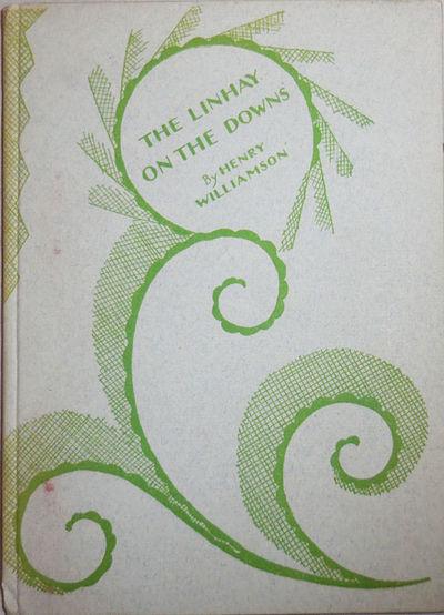 Glasgow: Elkin Mathews & Marrot, 1929. First edition. Hardcover. Very Good +. Decorated hardbound 8v...
