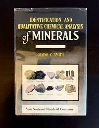 Identification and Qualitative Chemical Analysis of Minerals