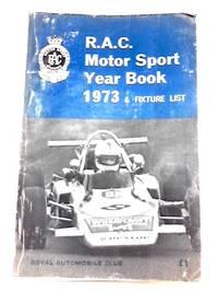 R.A.C. Motor Sport Year Book 1973