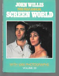 Screen World 1988 Film Annual by John Willis - First Edition - 1988 - from Thomas Savage, Bookseller and Biblio.com
