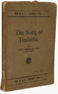 The Song Of Tiadatha. Reprinted from the Balkan News