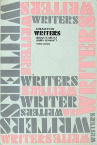 A Reader for Writers: A Critical Anthology of Prose Readings