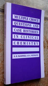 image of Multiple Choice Questions And Case Histories In Clinical Chemistry