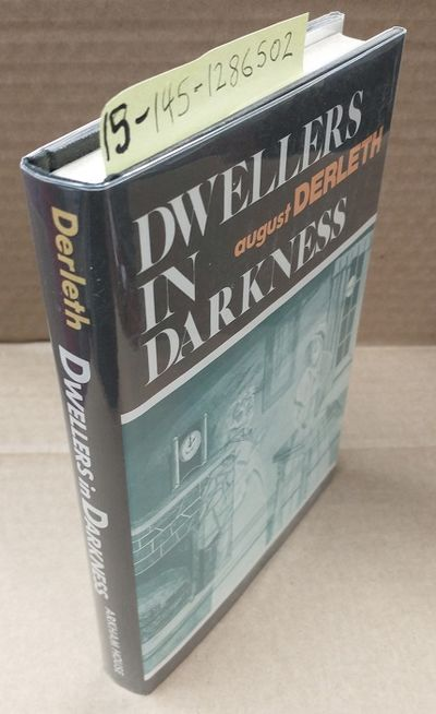 Sauk City, WI: Arkham House, 1976. First Edition, Limited. 203pp. 8vo; VG/VG. Spine is black with or...