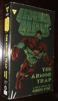 Iron Man: The Armor Trap by Greg Cox - Paperback - First Paperback Edition - 1995 - from biblioboy (SKU: 91887)