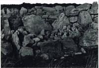 "Irish Megalith,"" Original photograph by Paul Caponigro, with test print"