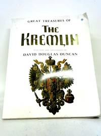 Great Treasures of the Kremlin by David Douglas Duncan - Paperback - 1979 - from World of Rare Books (SKU: 1605703411JHE)