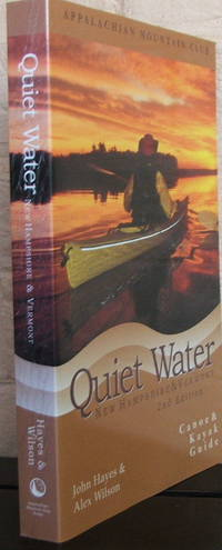 image of Quiet Water New Hampshire & Vermont:Canoe & Kayak Guide