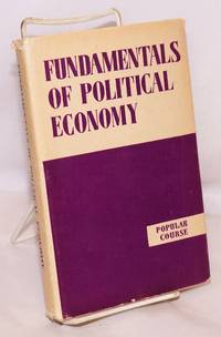 Fundamentals of political economy popular course