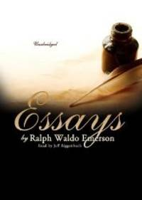 image of Essays by Ralph Waldo Emerson (First Series & Second Series)