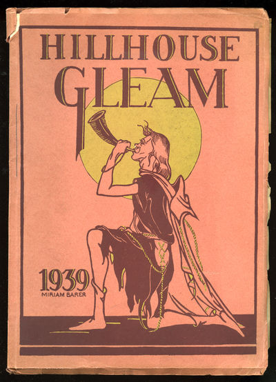 New Haven CT: New Haven HS, 1939. Softcover. Very Good. First edition. Light offsetting to the title...