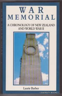 WAR MEMORIAL by  Laurie Barber - Paperback - First Edition - 1989 - from Diversity Books and Biblio.com