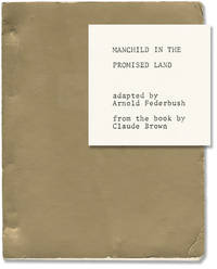 image of Manchild in the Promised Land (Original screenplay for an unproduced film)